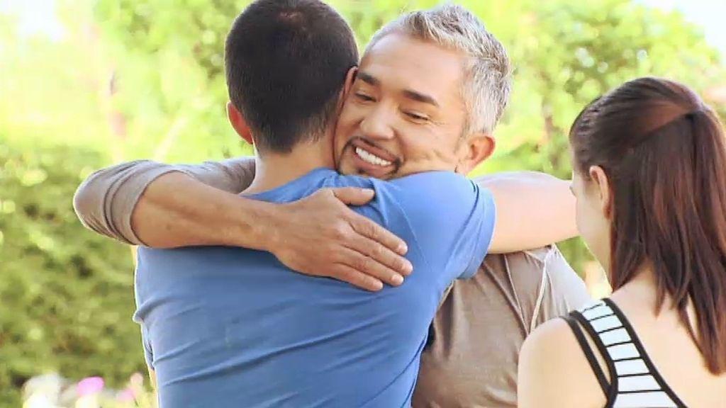 Alberto y Laia se quedan con Facundo
