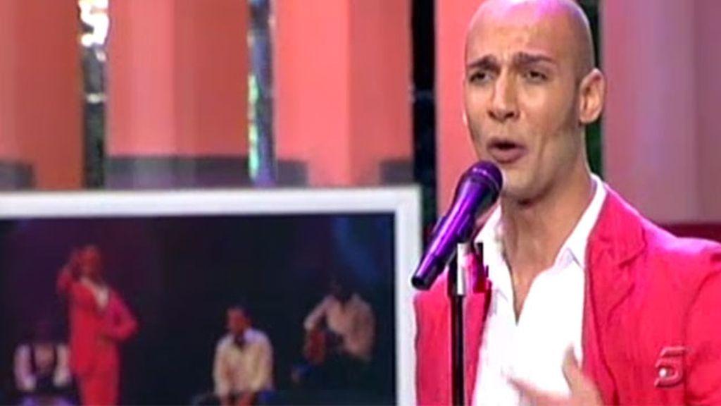 Fernando Soto presenta disco