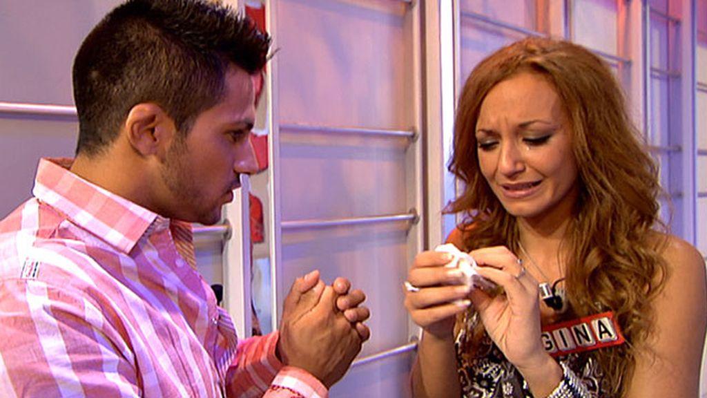 José Luis duda de Gina