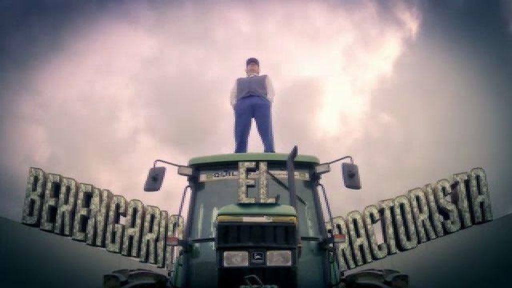 ¿Cómo se forja la leyenda de Berengario el tractorista?