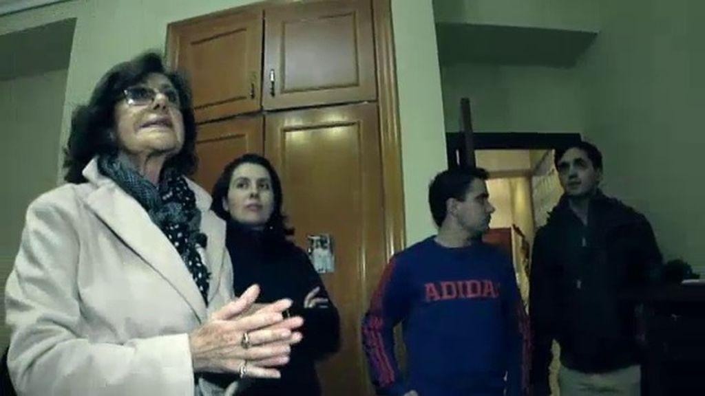 Paloma Navarrete analiza 'la casa de la sombra'