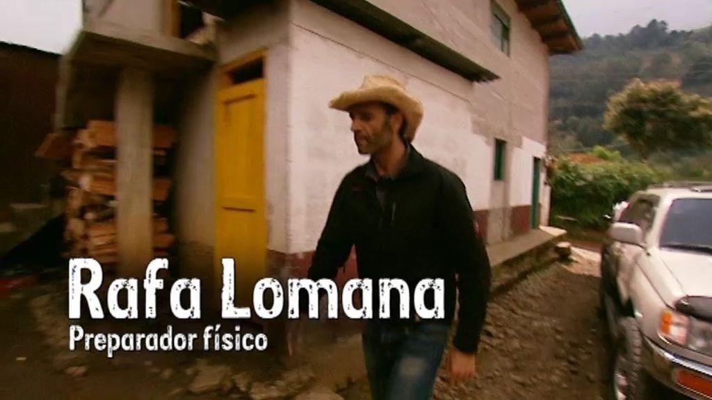 Rada Lomana distribuye las tareas