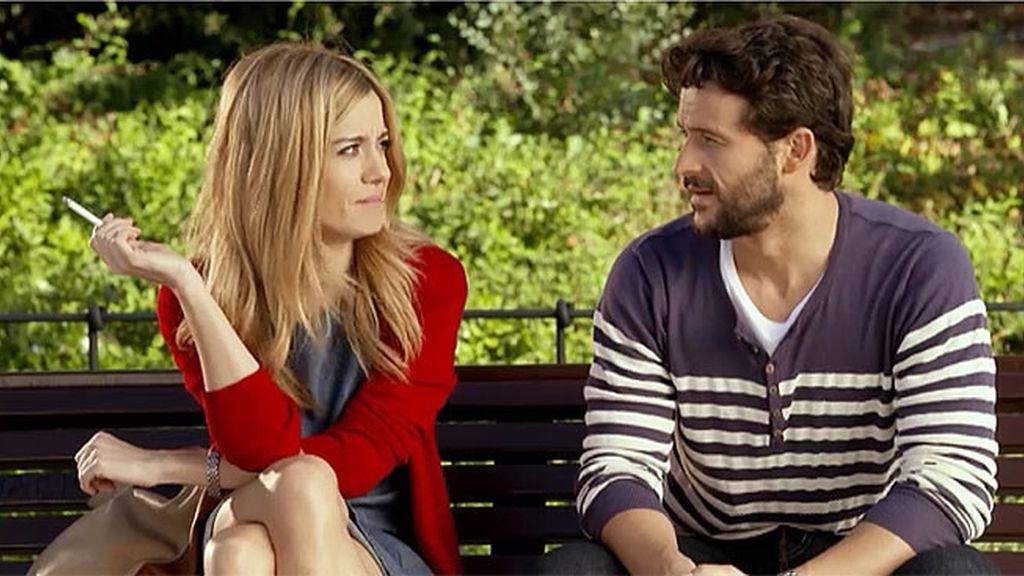 Miguel y Carlota estuvieron juntos