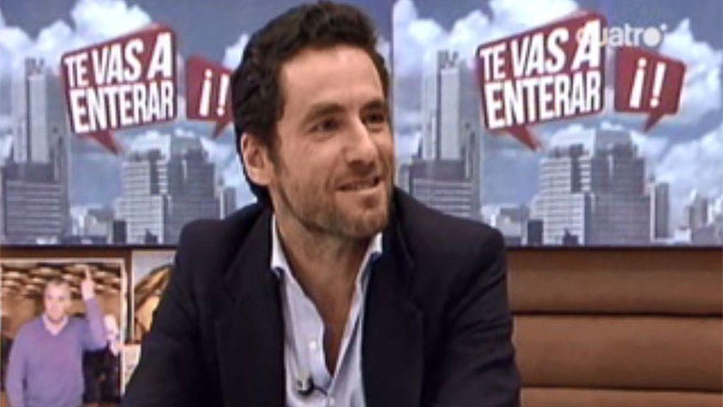 Borja Sémper, presidente del PP de Guipúzcoa, analiza la actualidad en 'TVAE'