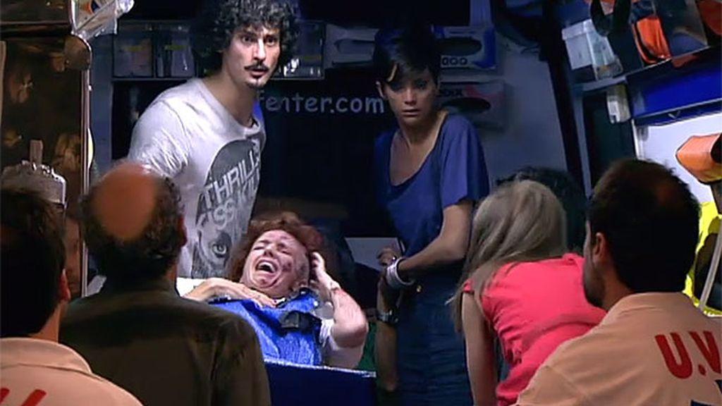 Todos a la ambulancia