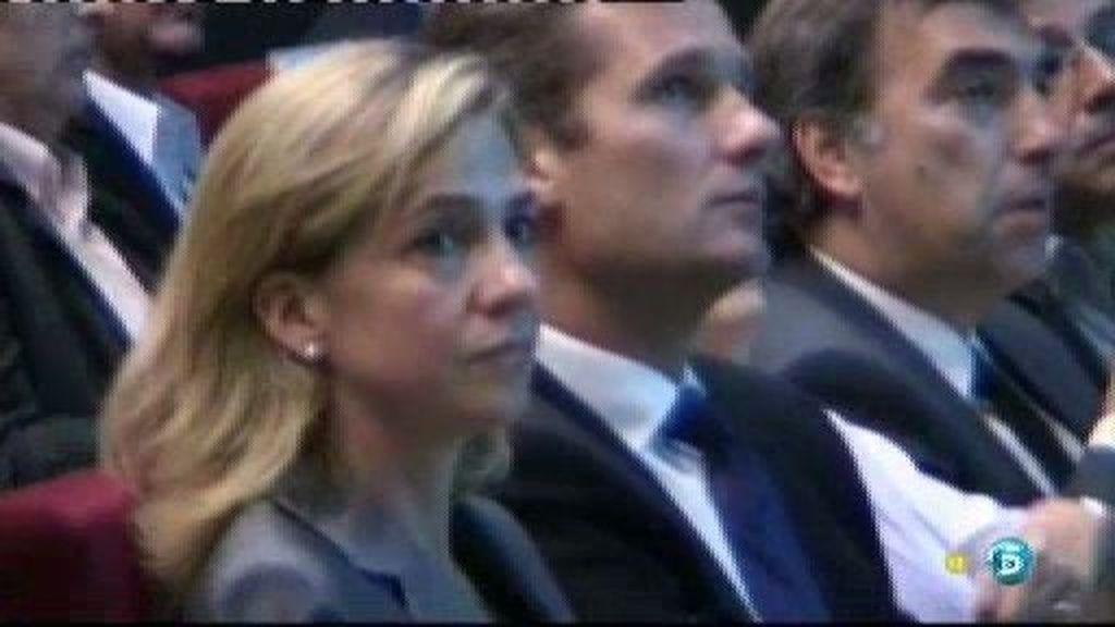¿La Infanta Cristina e Iñaki Urdangarín volverán a Pedralbes?