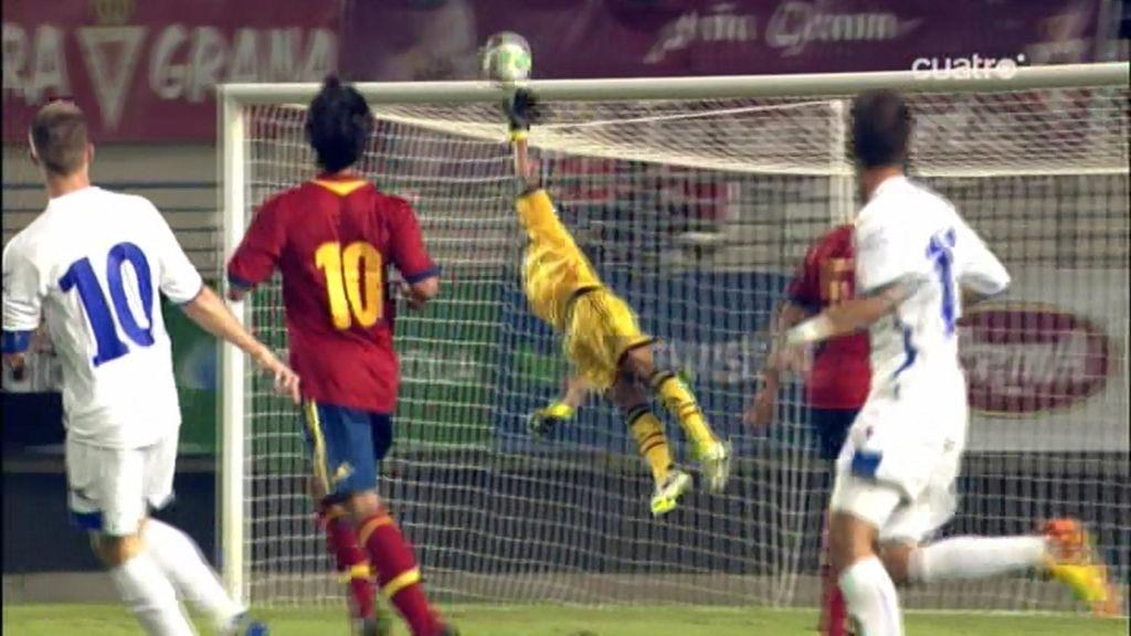 Gol de Grahovac (España 0-1 Bosnia)