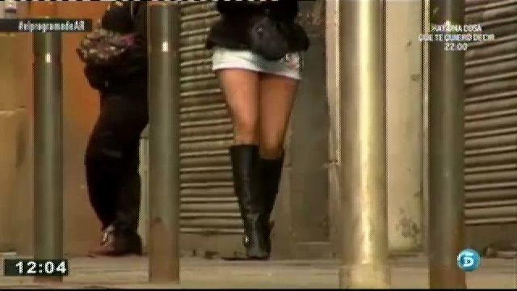 Aumenta el número de prostitutas