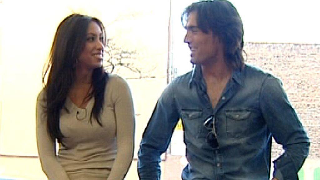Reche y Laura Alicante (25/03/11)