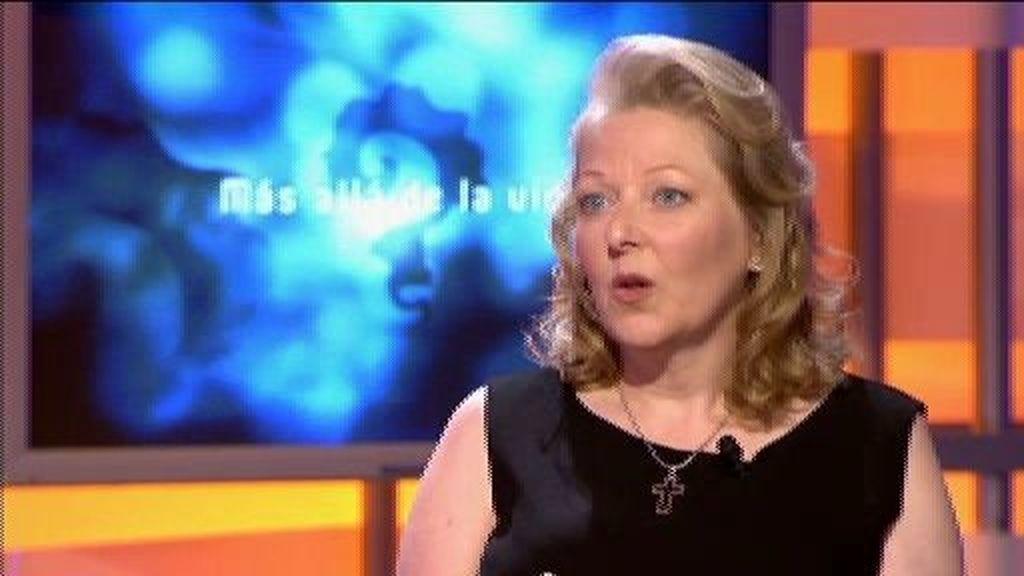 La madre de Santiago Segura, su mayor admiradora