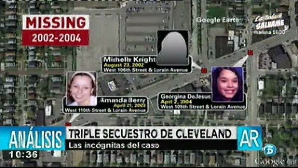 ¿Nadie sospechó nada durante diez años de secuestro?