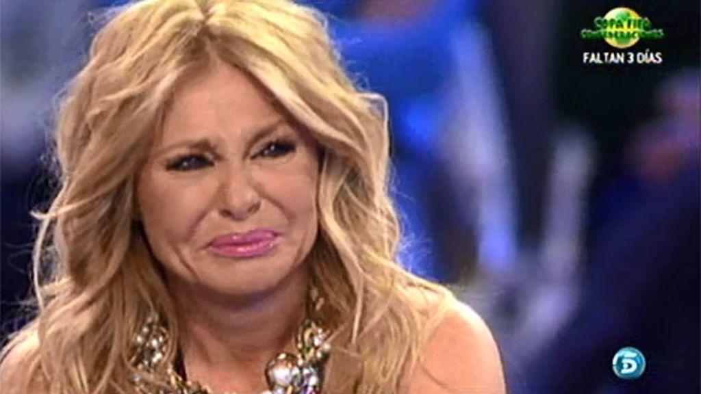 """Cristina Tárrega: """"María me ha ayudado a llevar mis 14 años de matrimonio"""""""