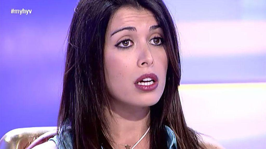 """Yasmina: """"Tengo los complejos normales"""""""
