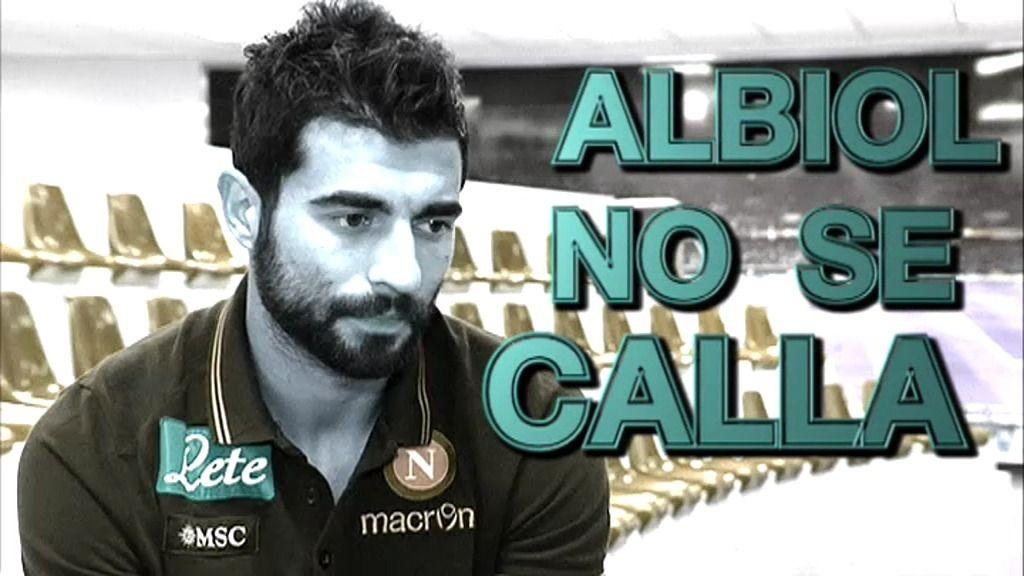"""Albiol: """"Algunos tuvimos enfrentamientos en el vestuario del Real Madrid"""""""