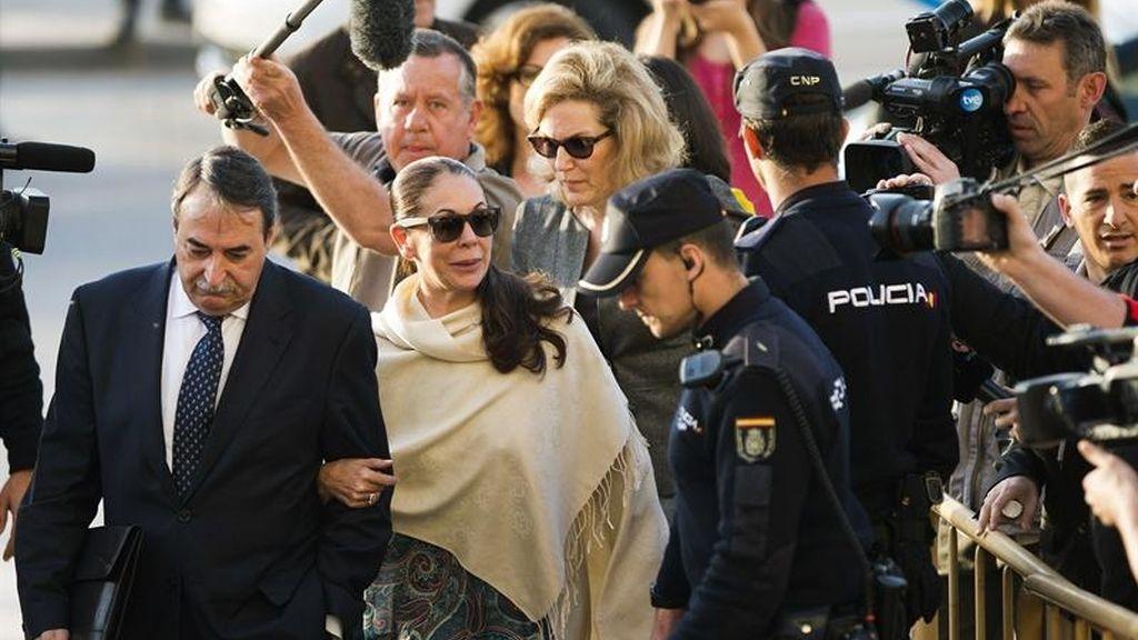 La fiscal, dispuesta a impugnar la sentencia de Isabel Pantoja