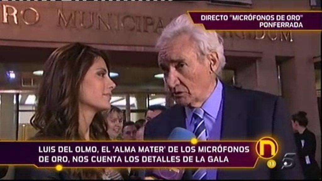 Luis Del Olmo