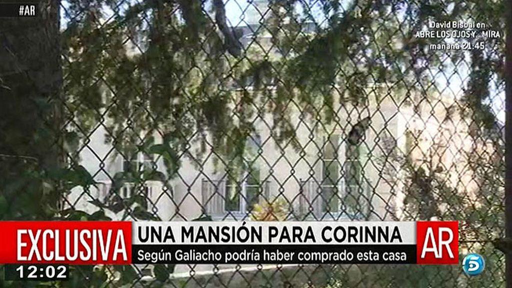 Corinna ya podría haber adquirido una vivienda en Madrid