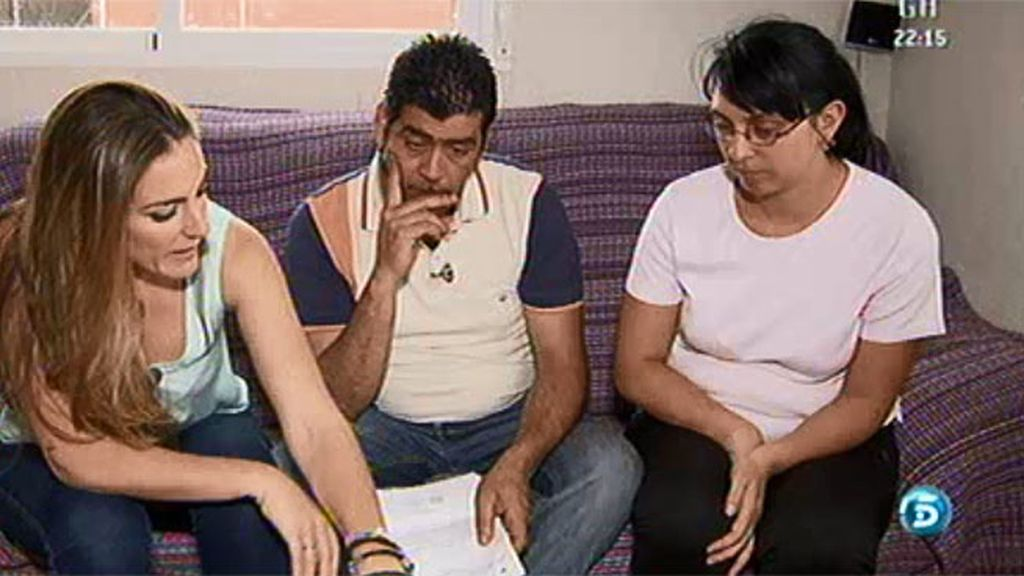 Luis Miguel y Vanessa lo han perdido todo