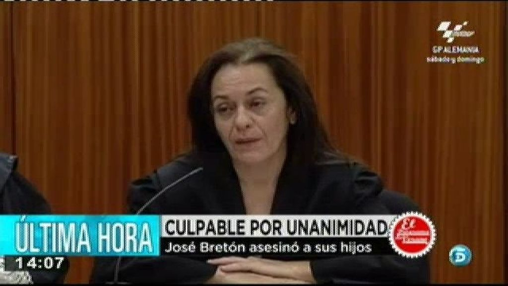 María del Reposo, satisfecha con la sentencia