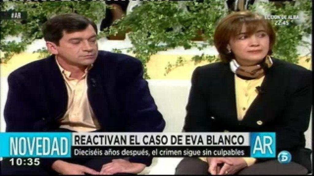 Reactivan el caso de Eva Blanco