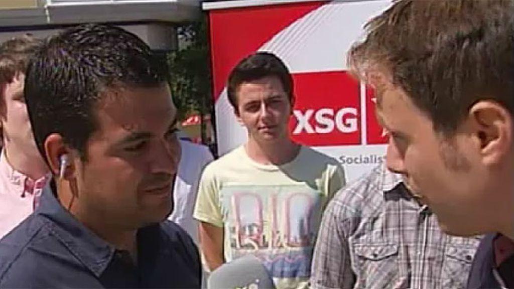 Las Juventudes socialistas piden la dimisión del alcalde de Baralla