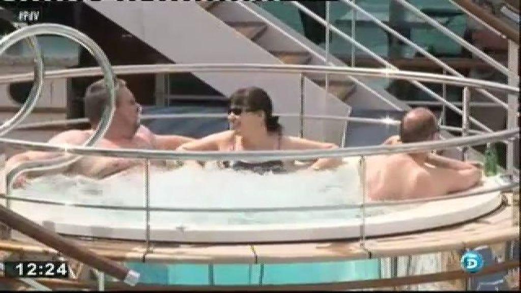 Vacaciones de lujo en un crucero