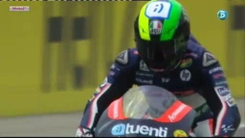 GP de Gran Bretaña: La carrera de Moto 2