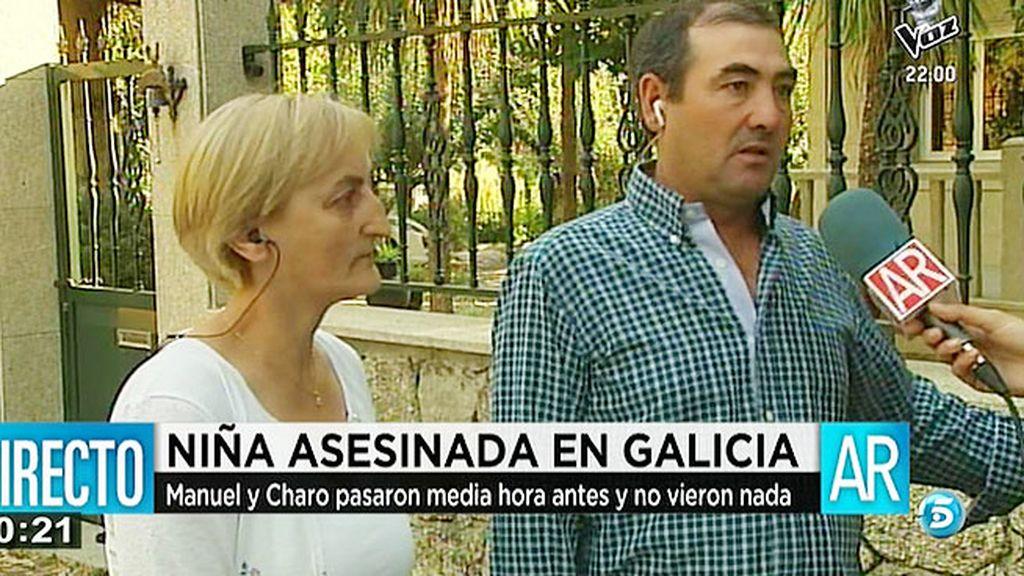 Encuentran muerta a la niña gallega de 12 años que desapareció el sábado
