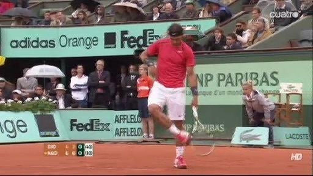 Djokovic, resignado con Nadal