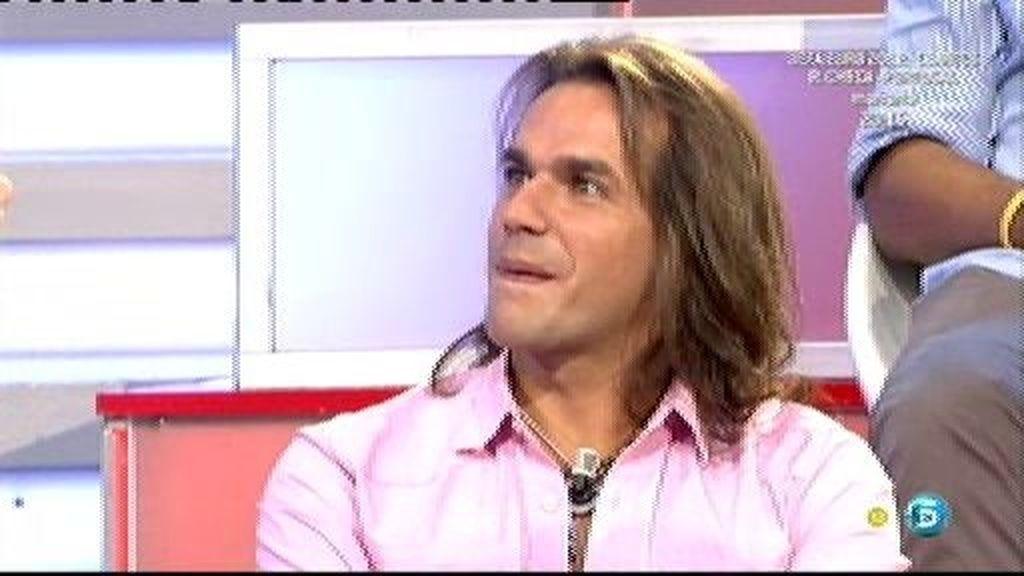 Pepe Flores, el flamante ganador