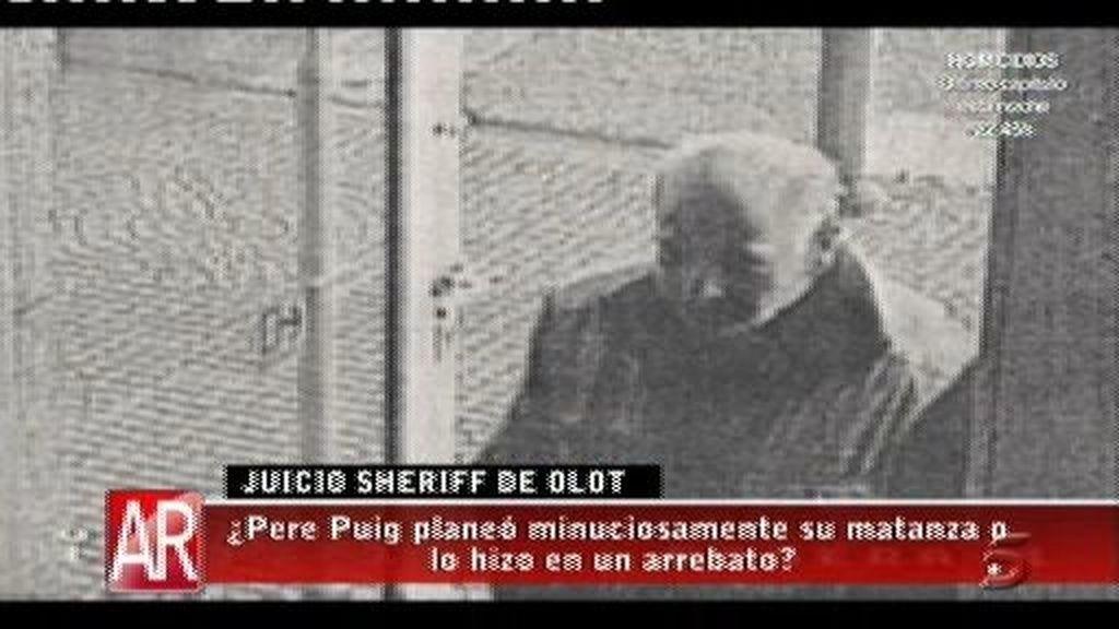 Pere Puig estalló tras verse en la bancarrota
