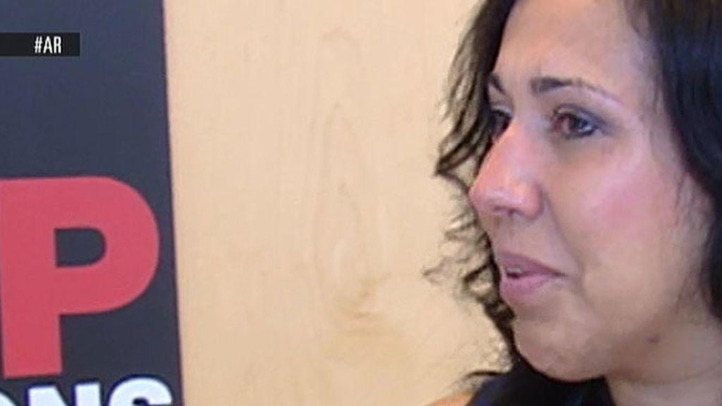 """Tania Ibar: """"Sé que Pablo es inocente y no hay tiempo para lamentaciones"""""""