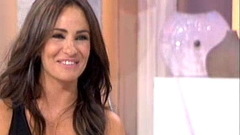 Melanie Olivares está embarazada