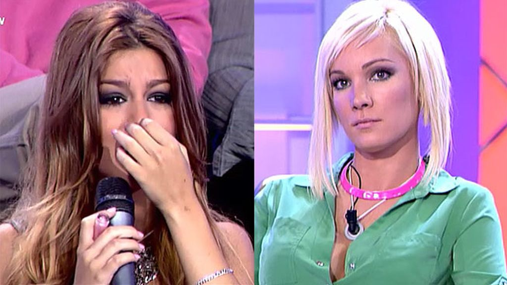"""Peri, a Oriana: """"Si quieres yo te dejo mi silla"""""""