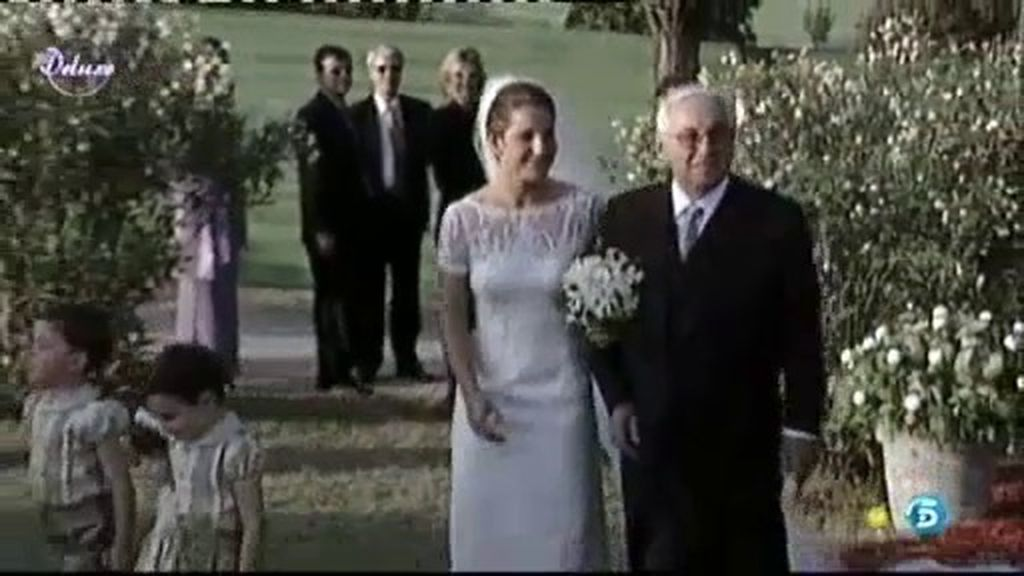 Arantxa devolvió a su primer marido 25 millones de pesetas