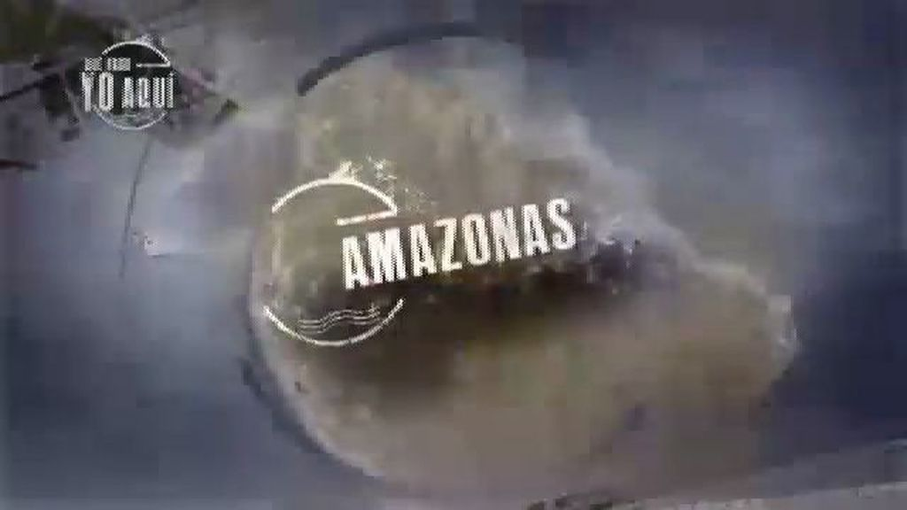 'Qué hago yo aquí': Amazonas T01xC05