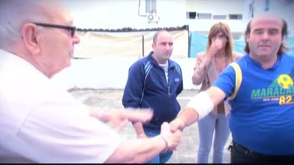 El Ayuntamiento de Sevilla ayuda a Manuela y Pepe