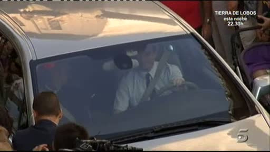 Cayetano llega a Dueñas