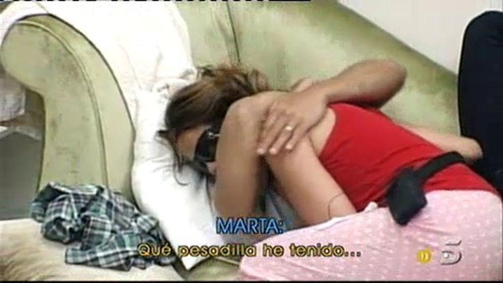 La pesadilla de Marta