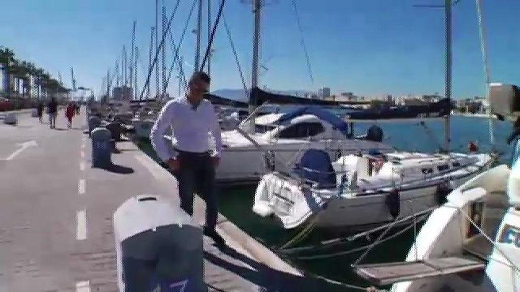 El barco es lo primero que un rico quiere vender en la crisis