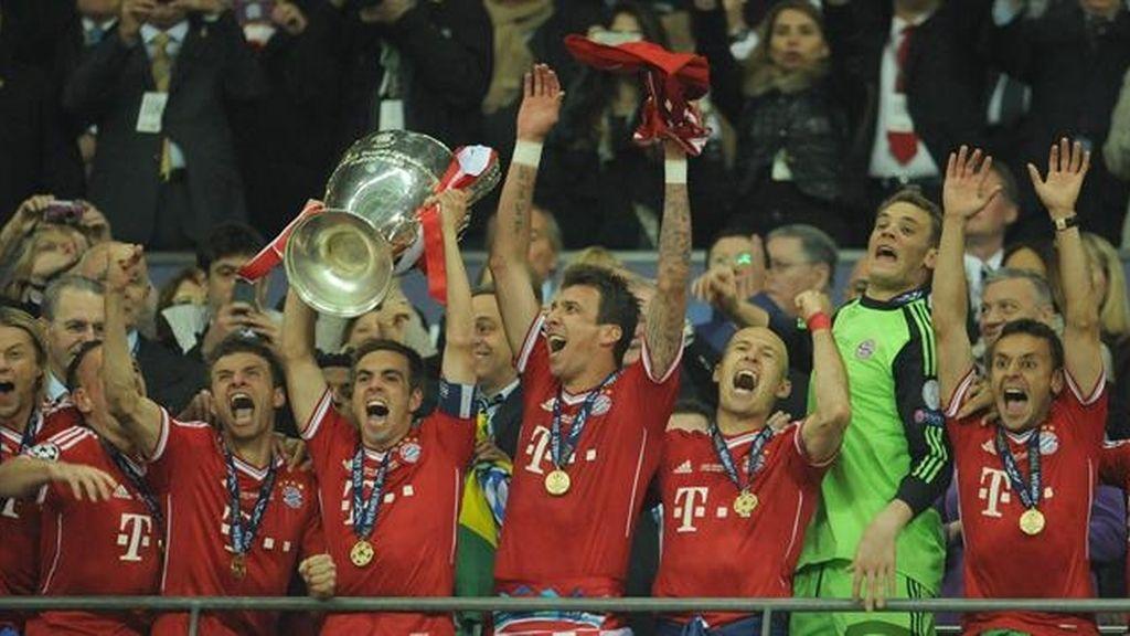 B. Dortmund 1 Bayern Múnich 2