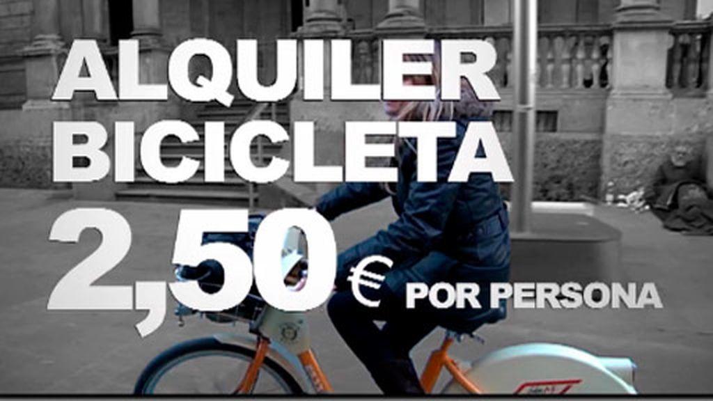 Visitar Milán en bici por 2.5 euros
