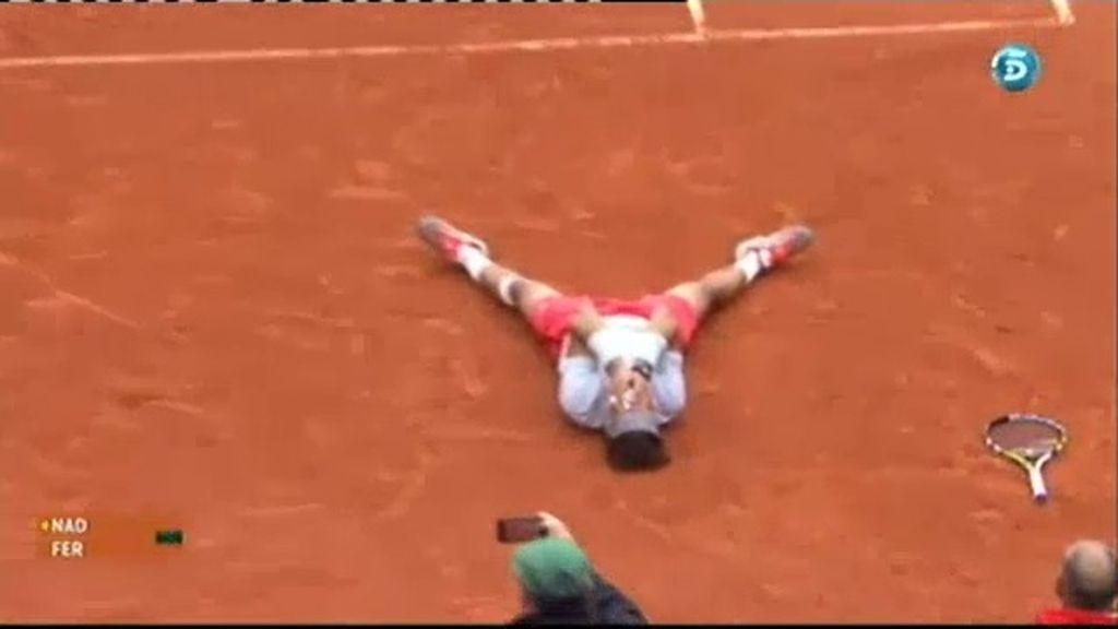 Así ganó Rafa Nadal su octavo Roland Garros