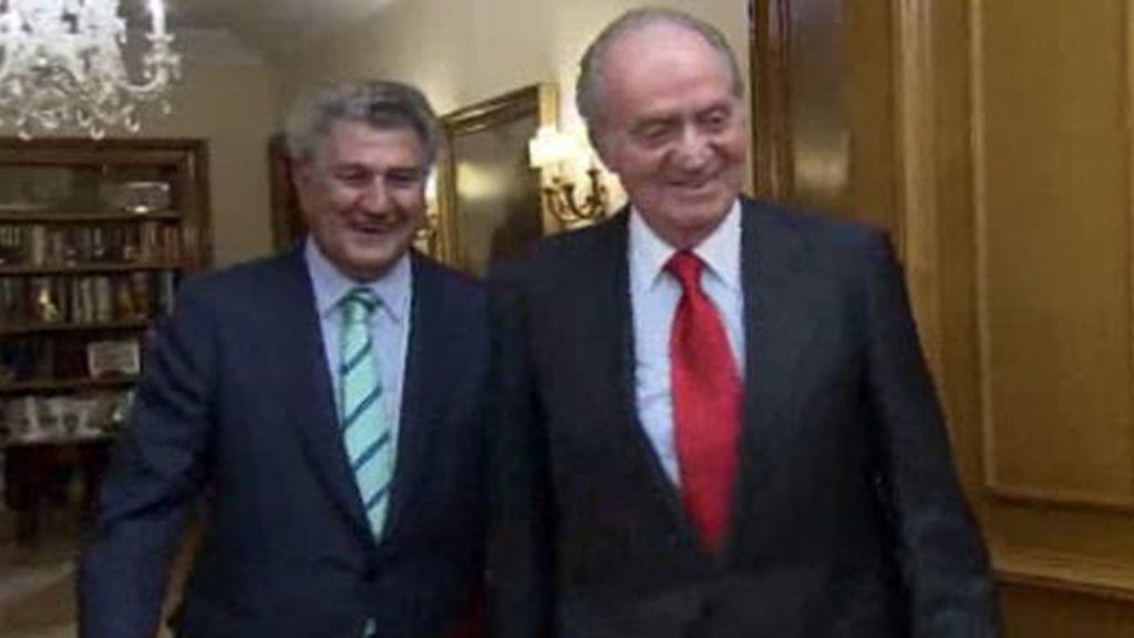 El Rey firma el decreto con el nombramiento de Rajoy como presidente del Gobierno