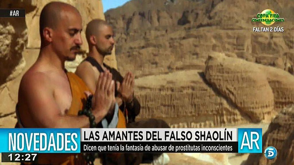 El falso monje shaolín ha sido catalogado como un Dios entre los presos