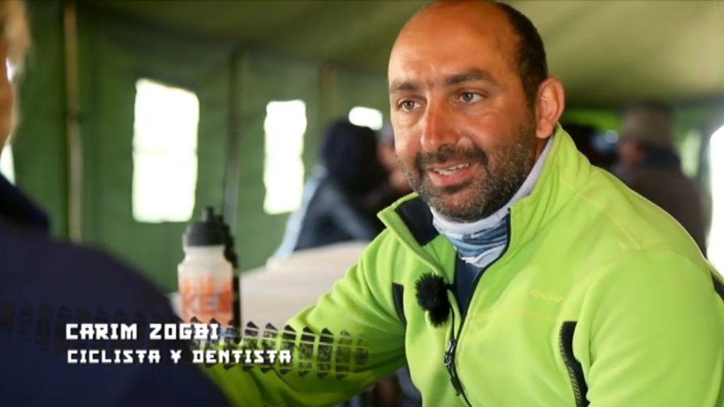 ¿Qué hace un dentista en la GENCO Mongolia Bike Challenge?