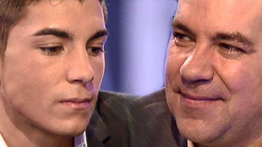 """Maverick Viñales, a Juan: """"En mi familia siempre te apoyaremos"""""""