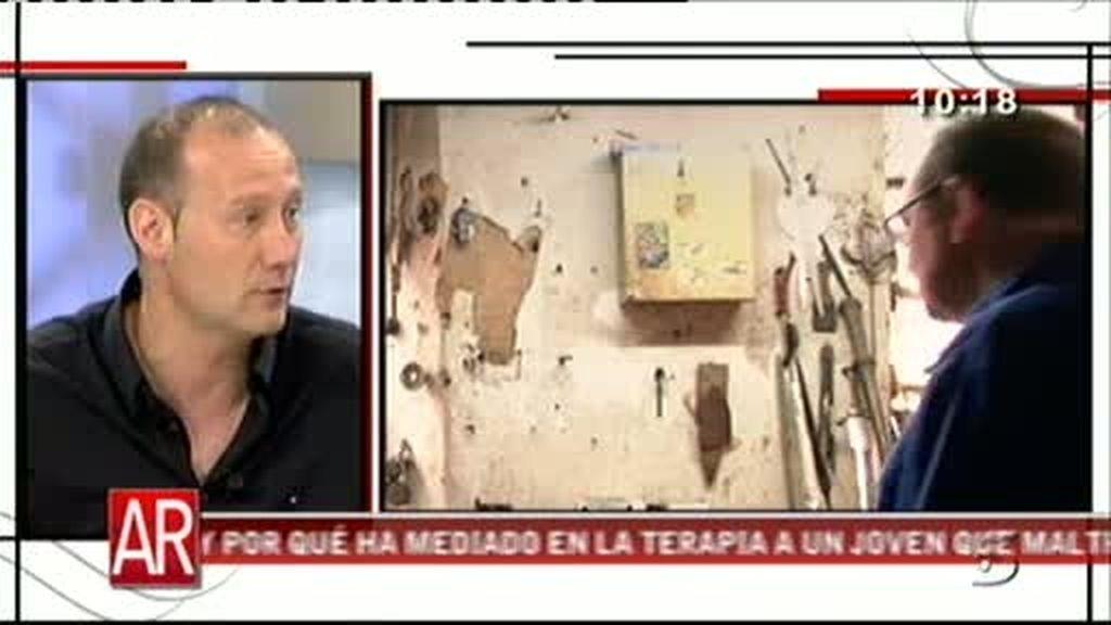 Pedro García Aguado en 'AR'