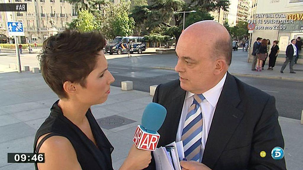 """Emilio Olabarria, PNV: """"La amnistía fiscal y el recorte de pensiones son perversiones inconstitucionales"""""""