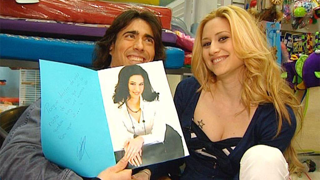 Reche y Sandra (21/04/11)